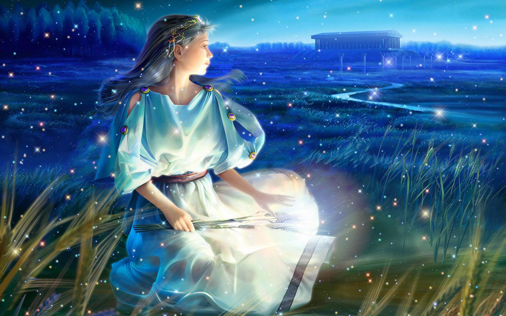 140109 十二星座的希腊传说高清图片