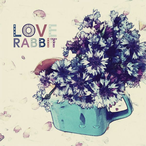 love rabbit 谱子