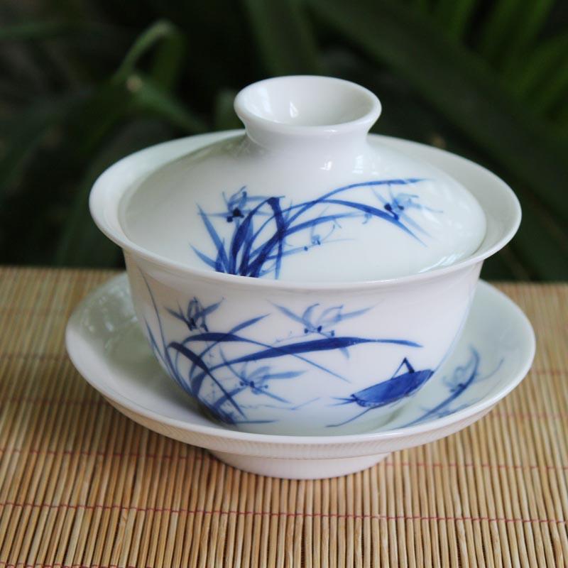 一套功夫茶具中各种茶具的使用方法-舌尖上的