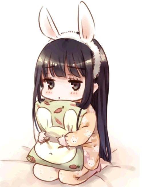 小白兔愣愣的转过脸说,就是有点难受,没能留些糖给你. 6.
